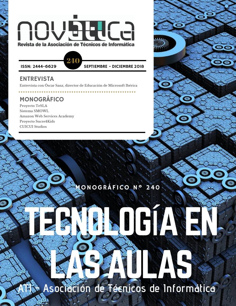 Nº240: Tecnología en las aulas