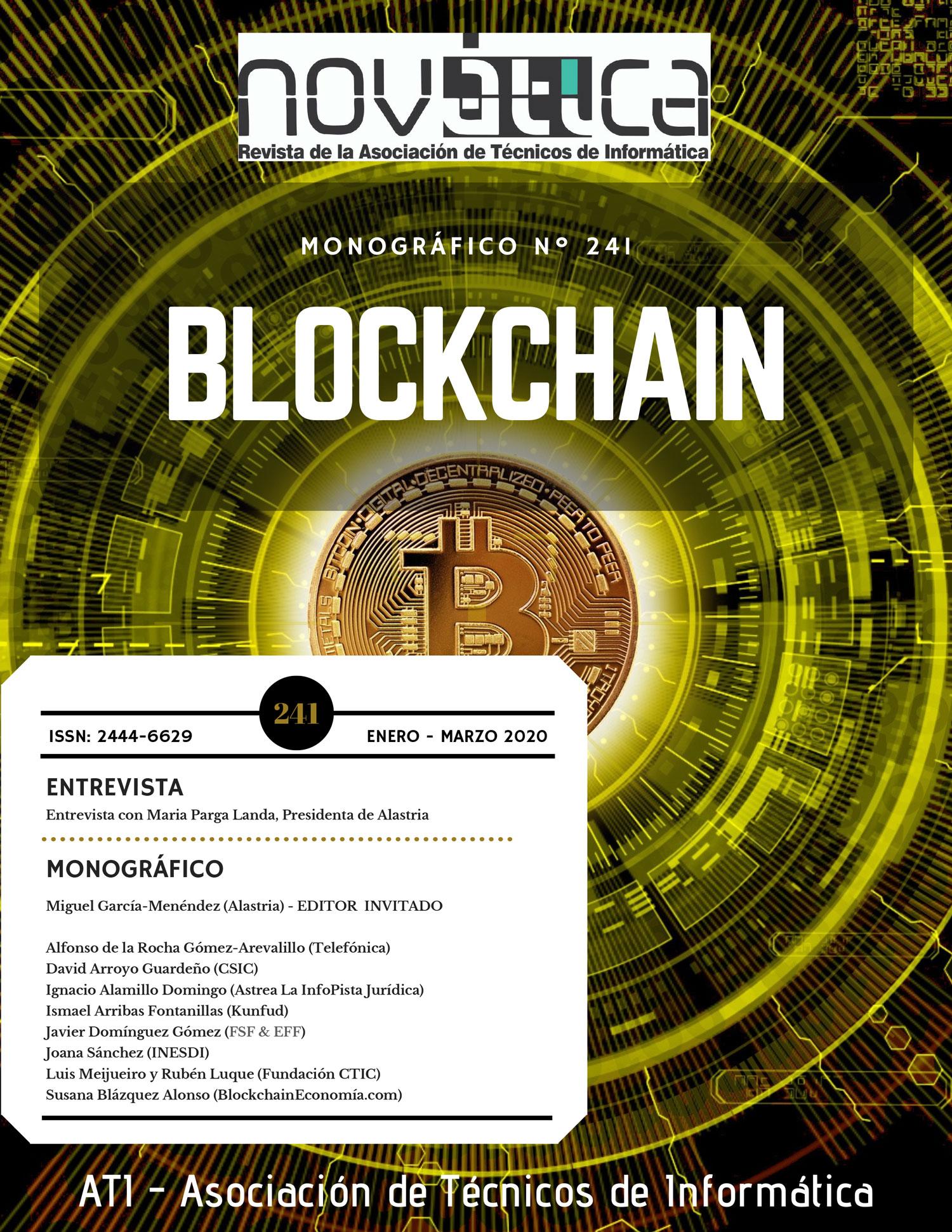 Nº241: Blockchain